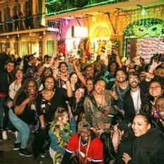 New Orleans Best Bar & Club Crawl