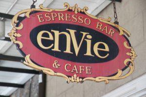 French Quarter Coffee Shop