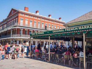 cafe du monde french market new orleans