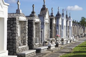 Most Haunted Cemetery