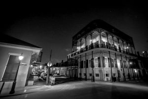 New Orleans Haunted Houses