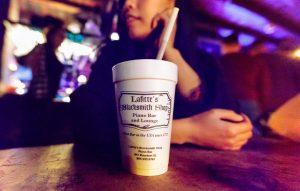 New Orleans Frozen Drinks